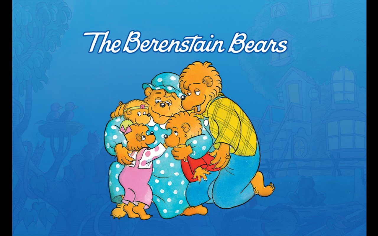The Berenstain Bears Sick Days- screenshot