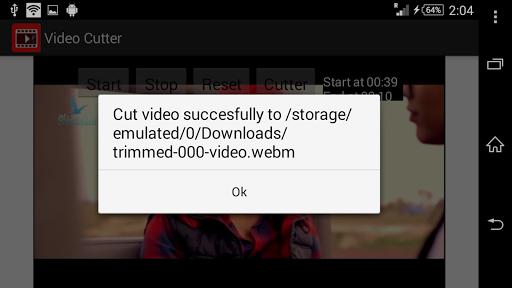 Video Cutter 2.0 screenshots 2