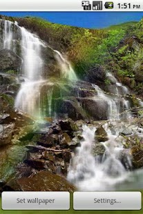 Magic Butterfly Waterfall- screenshot thumbnail