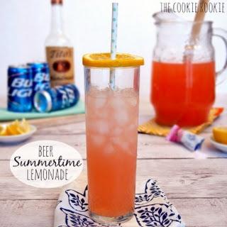 Pink Summer Shandy Recipe