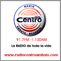 radio centro ambato icon