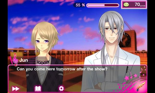 Love Academy YAOI【Dating sim】 - screenshot thumbnail