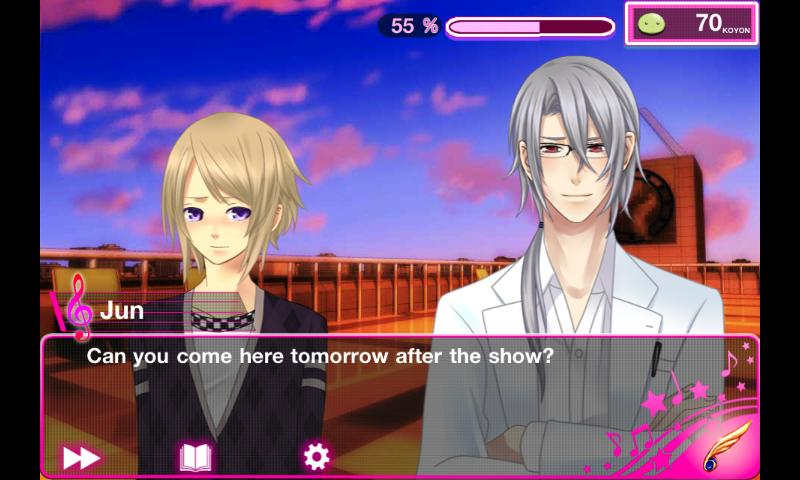 Love Academy YAOI【Dating sim】 - screenshot