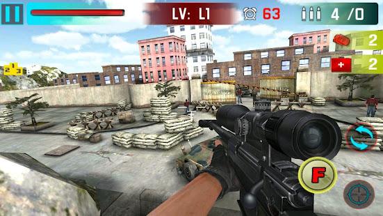 Game Sniper Shoot War 3D APK for Windows Phone
