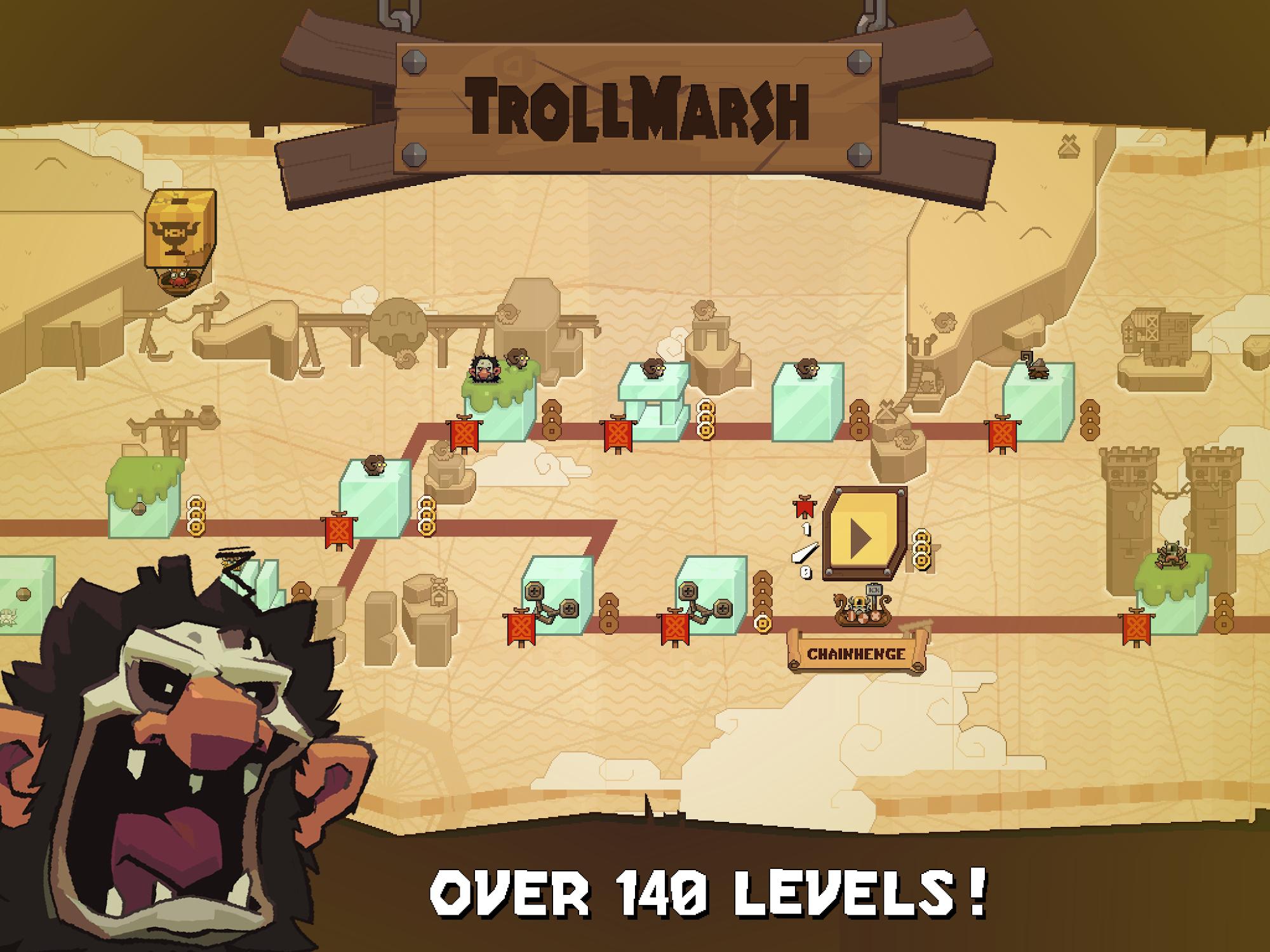 Icebreaker: A Viking Voyage screenshot #9
