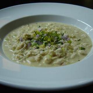 Creamy She-Crab Soup