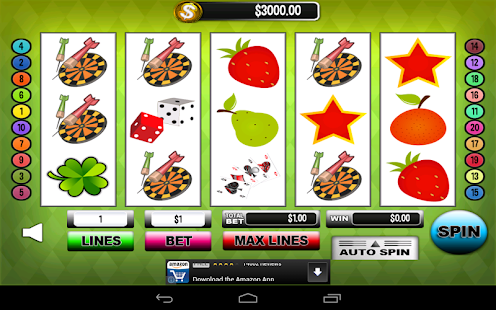 Jumbo Poker Slots Line 20 Free - screenshot thumbnail
