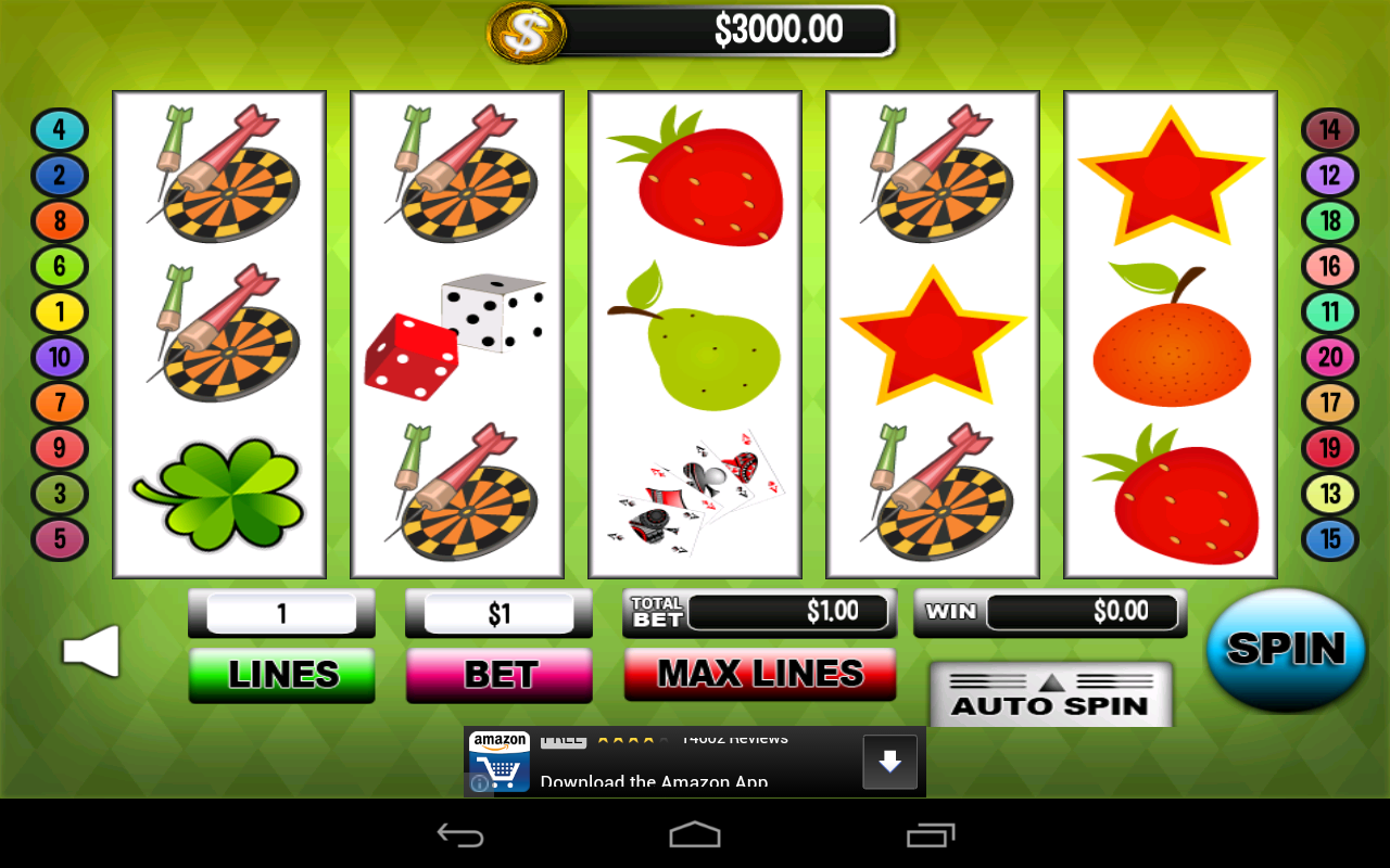 Jumbo Poker Slots Line 20 Free - screenshot