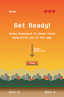 Shoot That Bird - screenshot thumbnail