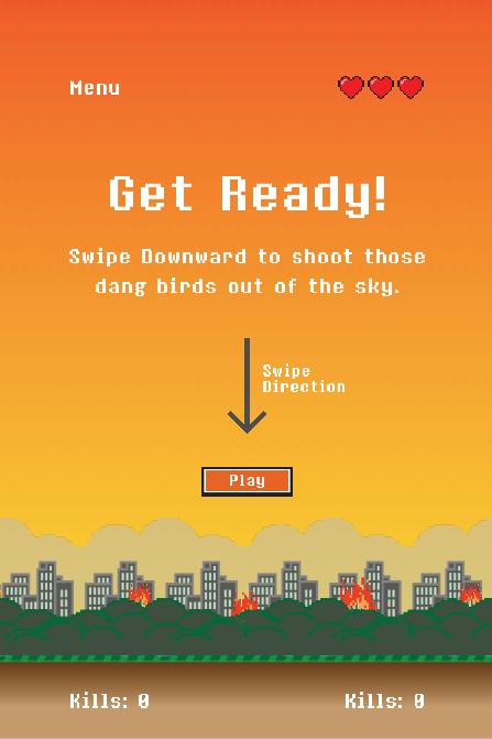 Shoot That Bird - screenshot