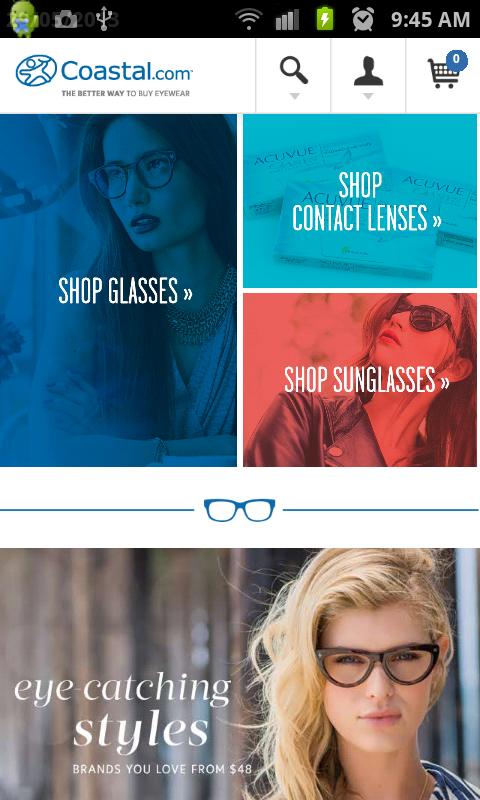 theLOOK by Coastal.com - screenshot