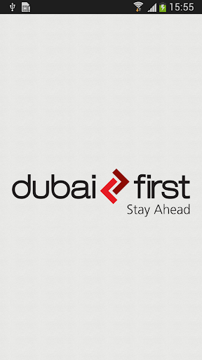 Dubai First Mobile Application
