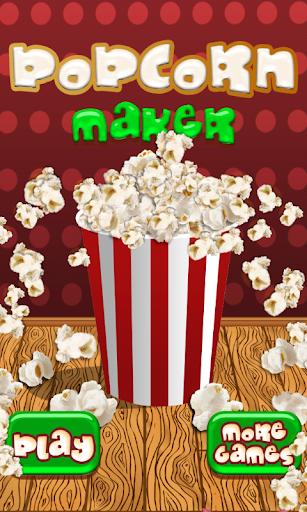 Popcorn Maker - Crazy cooking