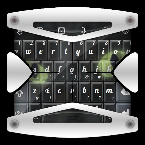 黑色的迷信 TouchPal Theme 個人化 App LOGO-硬是要APP