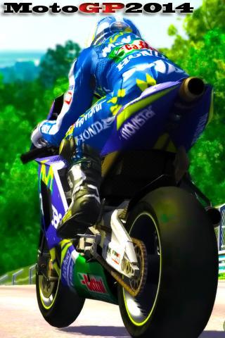 MotoGP 2014 Puzzle