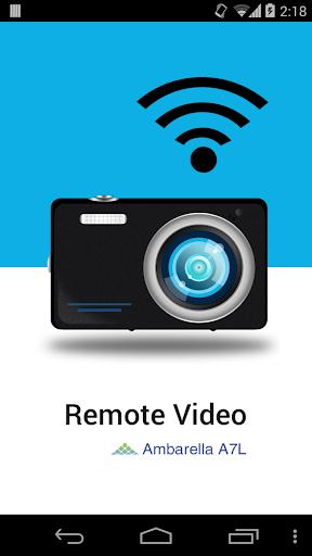 Remote Video
