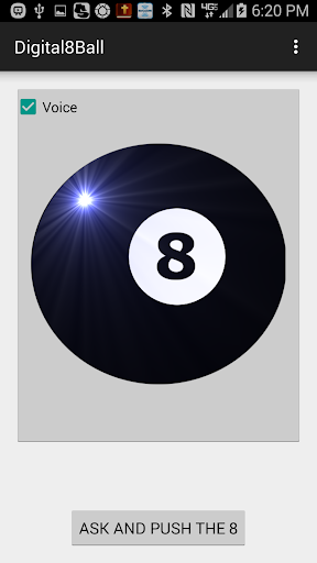 Digital 8 Ball