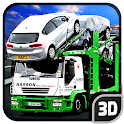 Car Transport Parking Sim Game icon