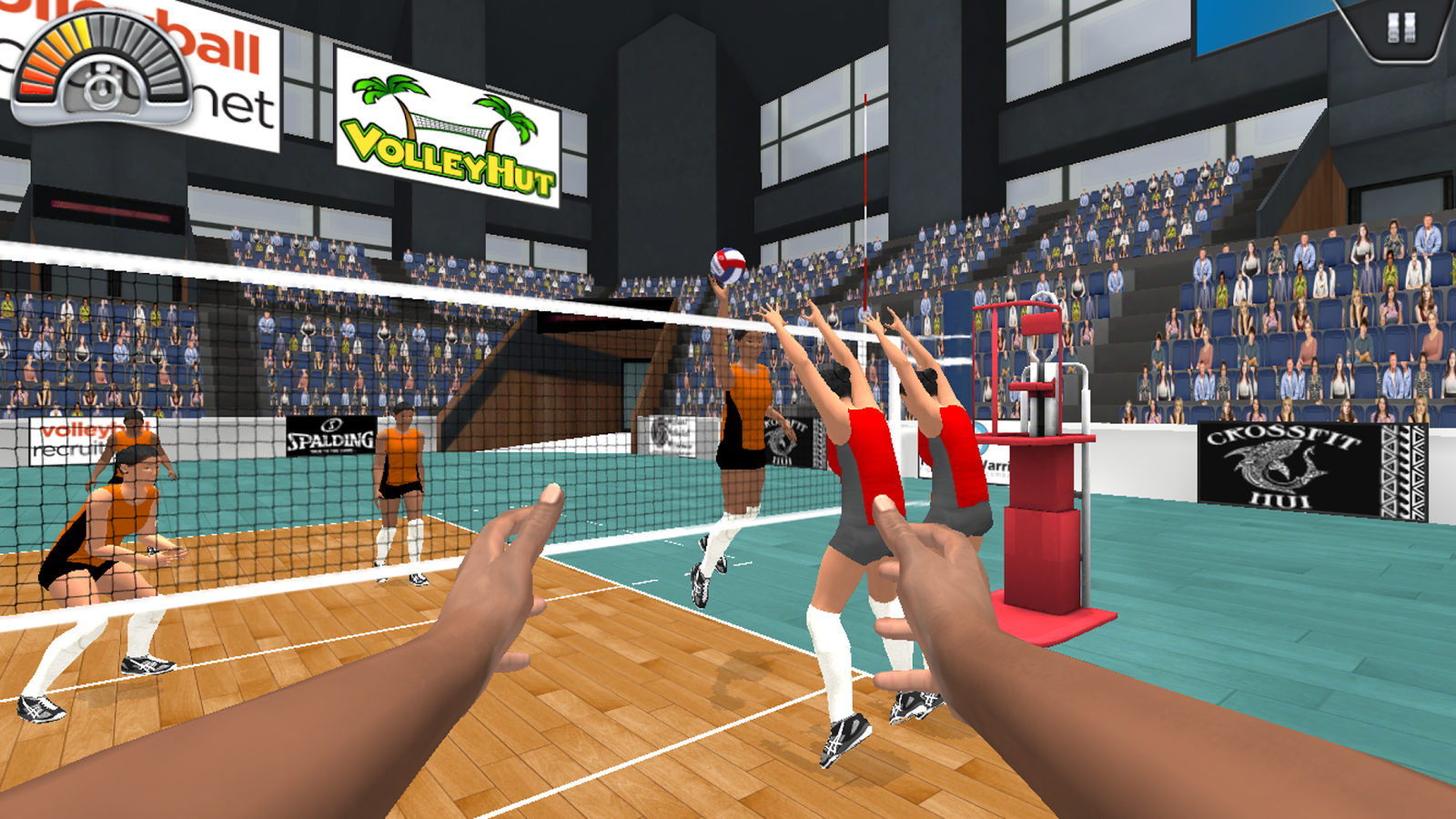 Free Volleyball Games