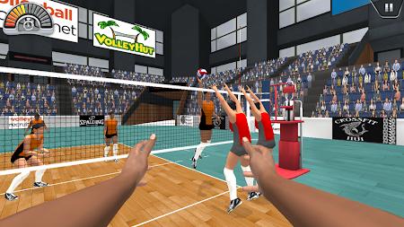 VolleySim: Visualize the Game 1.11 screenshot 715576