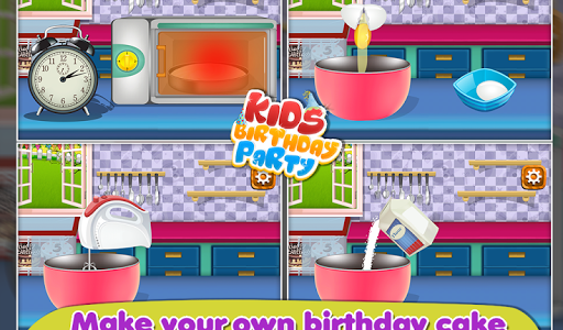 Kids Birthday Party v8.2