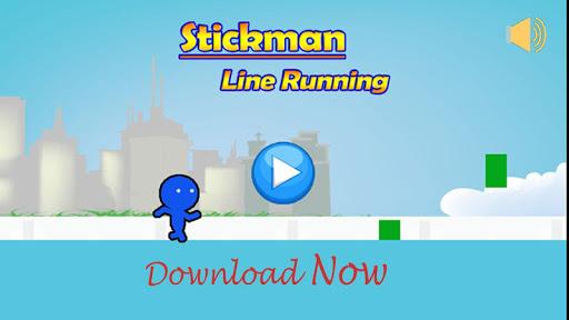 Stickman Line Running 2015
