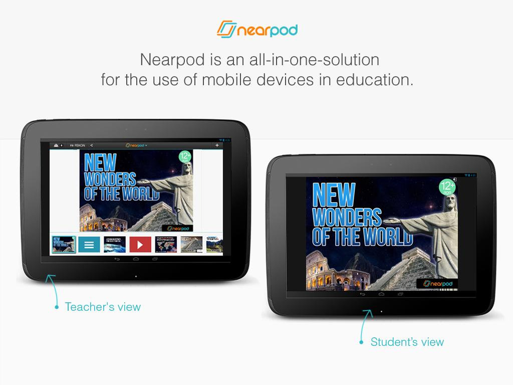 Nearpod - screenshot