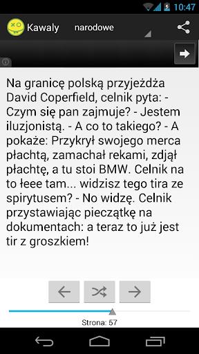 Kawały po polsku