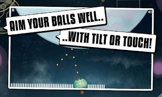 Screenshot of A Game With Balls