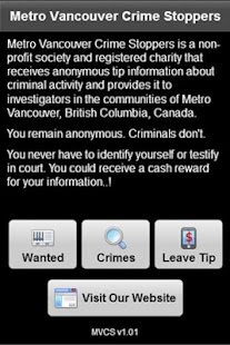MVCS Crime Stoppers - screenshot thumbnail
