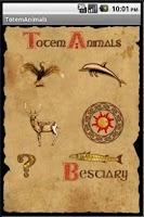 Screenshot of Totem Animals