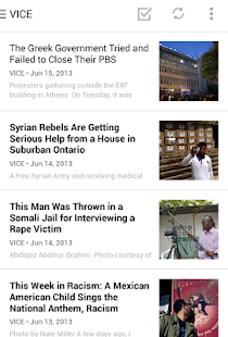 Digg - screenshot thumbnail