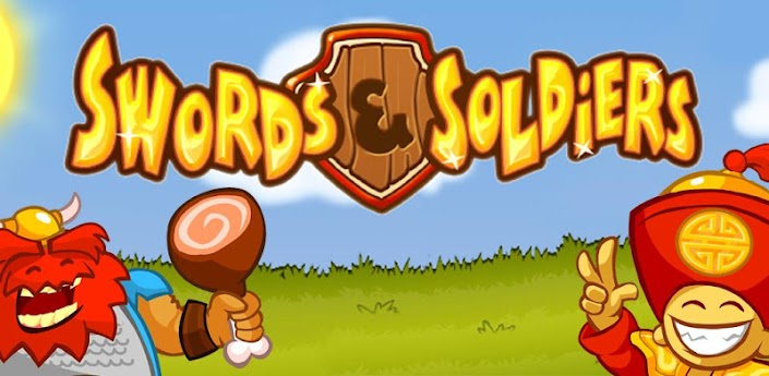 Swords and Soldiers v1.0.8 Apk
