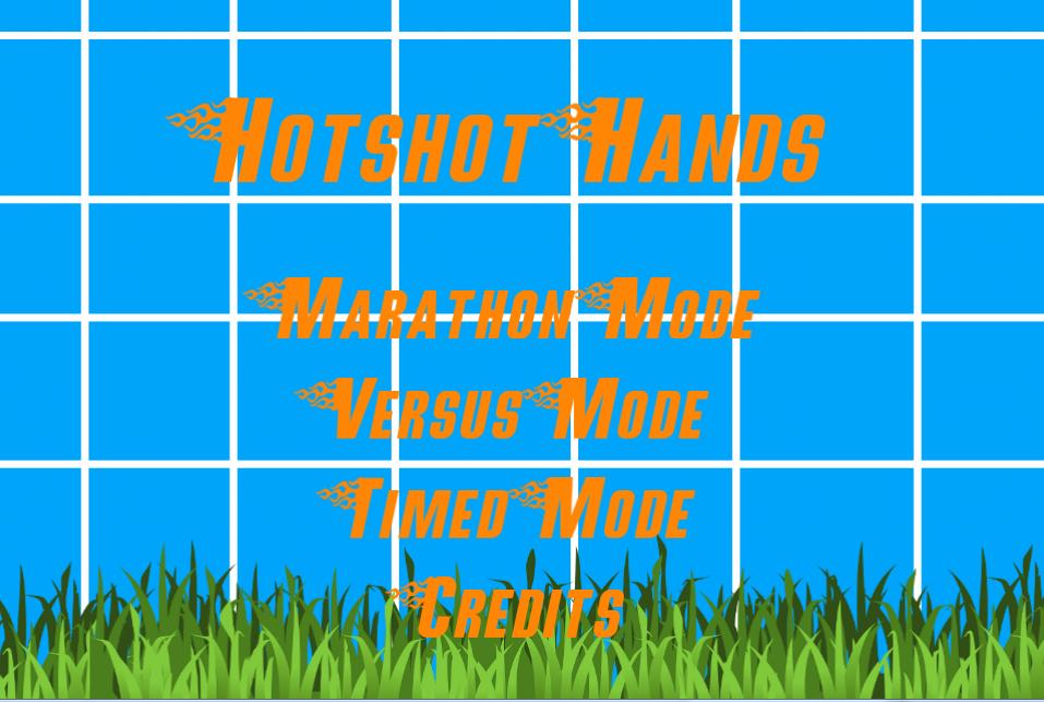 Hotshot Hands- screenshot