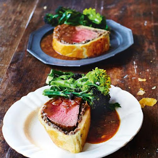 Beef Wellington Without Pate Recipes.