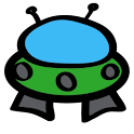Space ZAP! logo