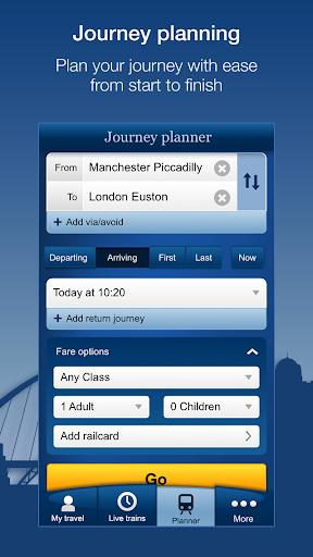 National Rail Enquiries  screenshots 3