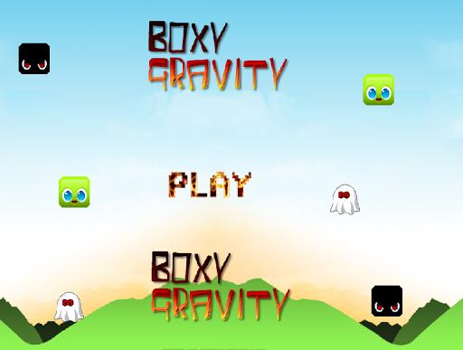 Boxy Gravity