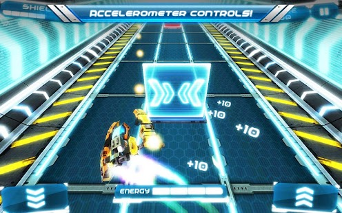 Ion Racer - screenshot thumbnail