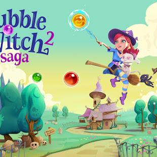Download Bubble Witch 2 Saga v1.70.1 APK + MOD VIDA INFINITA Full - Jogos Android