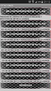 Contravenciones Ecuador - náhled