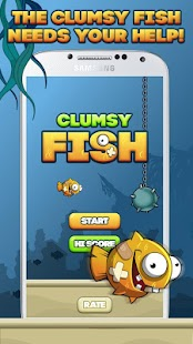 Clumsy Fish- screenshot thumbnail