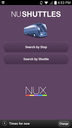 NU Shuttles