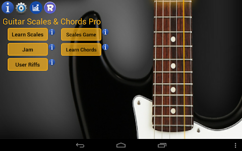 Guitar Scales & Chords Pro v68