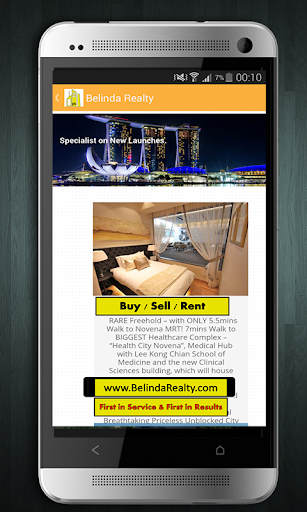 玩商業App|Belinda Realty免費|APP試玩