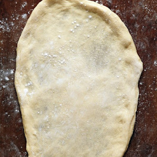 Basic Grilled Pizza Dough.