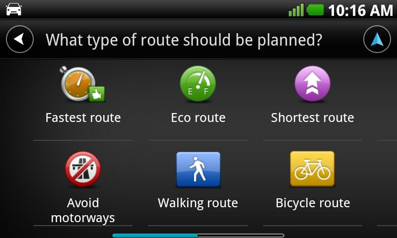 TomTom U.S.A. - screenshot