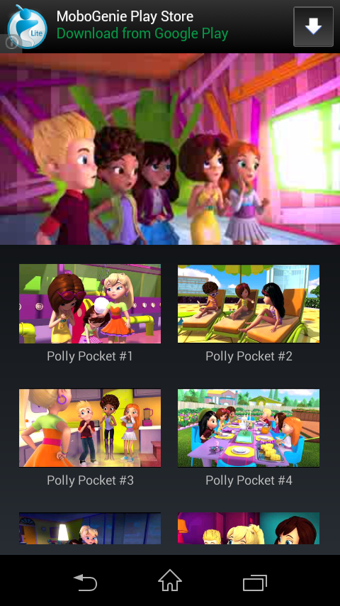 Polly Pocket Vol. 2 Videos - screenshot