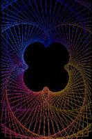 Screenshot of Hypnotic Pulsator - Lucid LWP