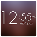 UCCW Theme Elegant HD Clock icon
